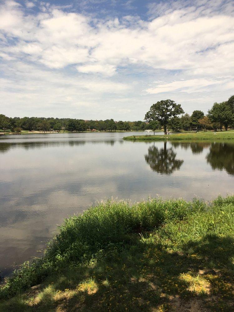 Wintersmith Park: 1724 Wintersmith Dr, Ada, OK