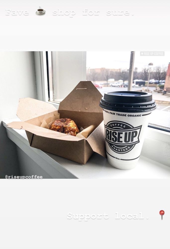 Social Spots from Rise Up Coffee