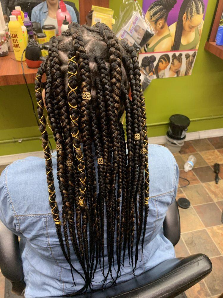 ASSANA AFRICAN HAIR BRAIDING: 382 E 188th St, Bronx, NY