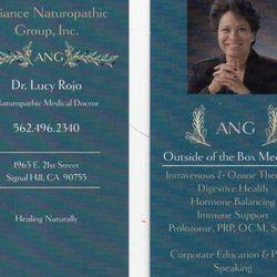 Lucy Rojo - Naturopathic/Holistic - 4201 Long Beach Blvd