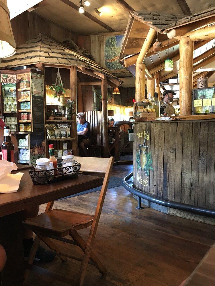 Maté Factor Café: 966 Manitou Ave, Manitou Springs, CO