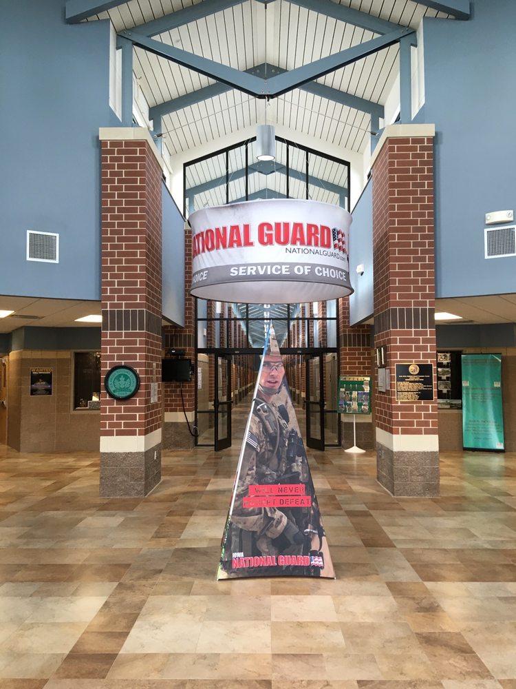 Iowa Army National Guard Recruiting: 7105 NW 70th Ave, Johnston, IA