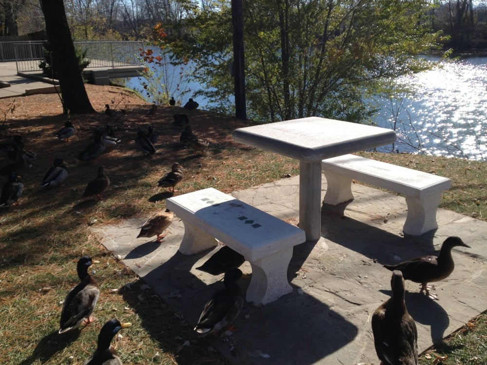 Edgebriar Park: 201 E Riverside Dr, Bridgewater, VA