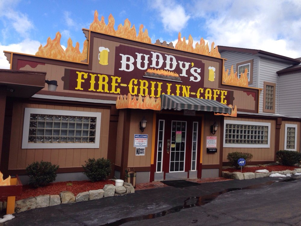 buddys cafe: 28 Jacobs Rd, Youngstown, OH