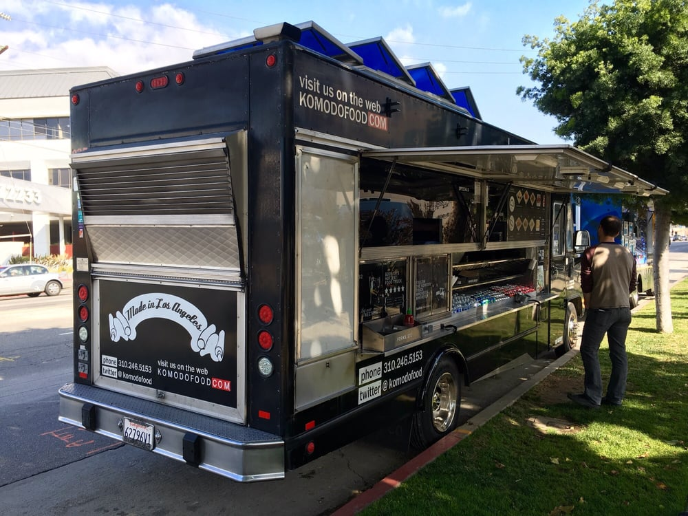 Phoritto Food Truck