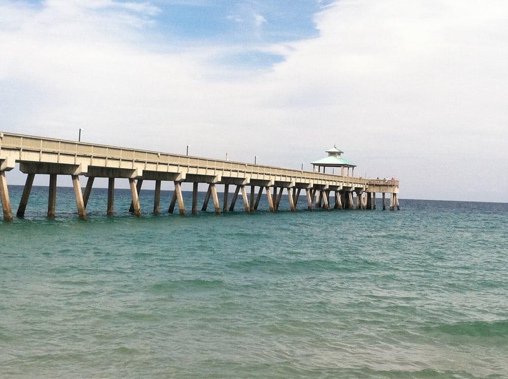 The pier at deerfield beach deerfield beach fl yelp for Deerfield beach fishing pier