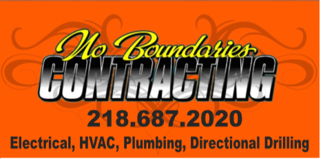 No Boundaries Contracting: 111 Vance Ave S, Erskine, MN