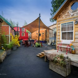 tiny house hotel. photo of caravan- the tiny house hotel - portland, or, united states