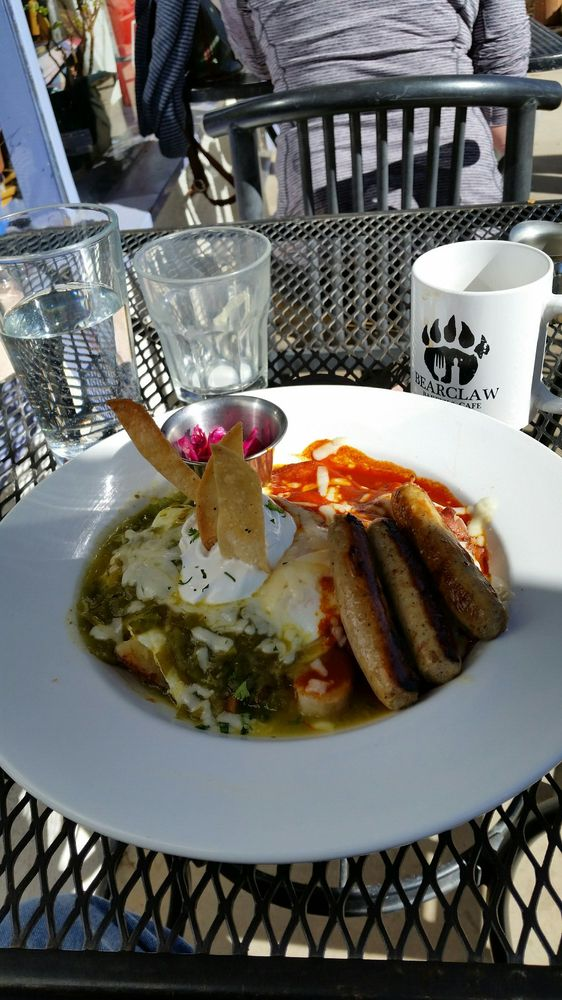 Bearclaw Bakery and Cafe: 228 Paseo Del Pueblo Norte, Taos, NM
