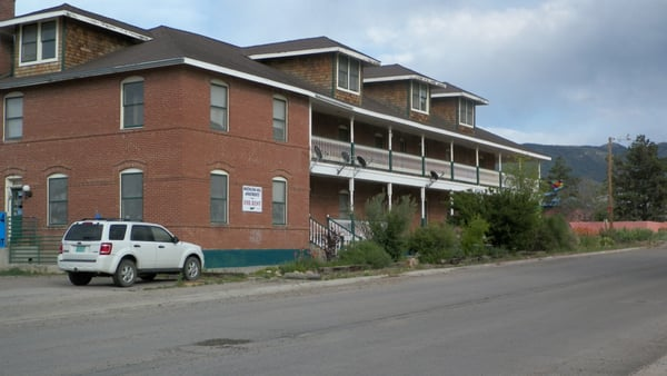 Photo Of Old Magdalena Hall Hotel Nm United States