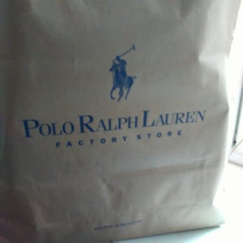 21eab707adb150 Polo Ralph Lauren Factory Store - Men s Clothing - Zone industrielle ...