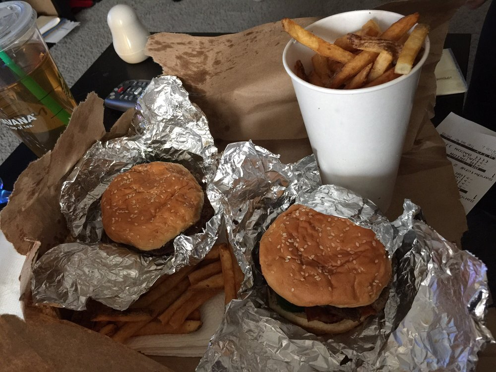 Five Guys: 1249 Quintilio Dr, Bear, DE