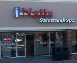 I Nail Salon & Spa: 1165 Perimeter Ctr, Atlanta, GA