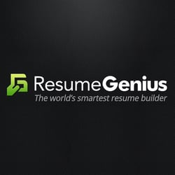 photo of resume genius wilmington de united states resume genius logo