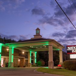 Photo Of Nation S Inn West Jefferson Nc United States Exterior Night