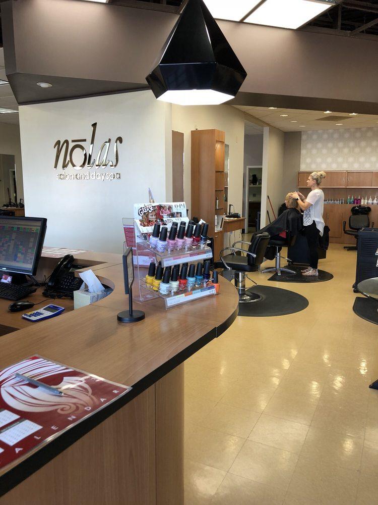 Nolas Hair Salon: 25 Ghent Rd, Fairlawn, OH