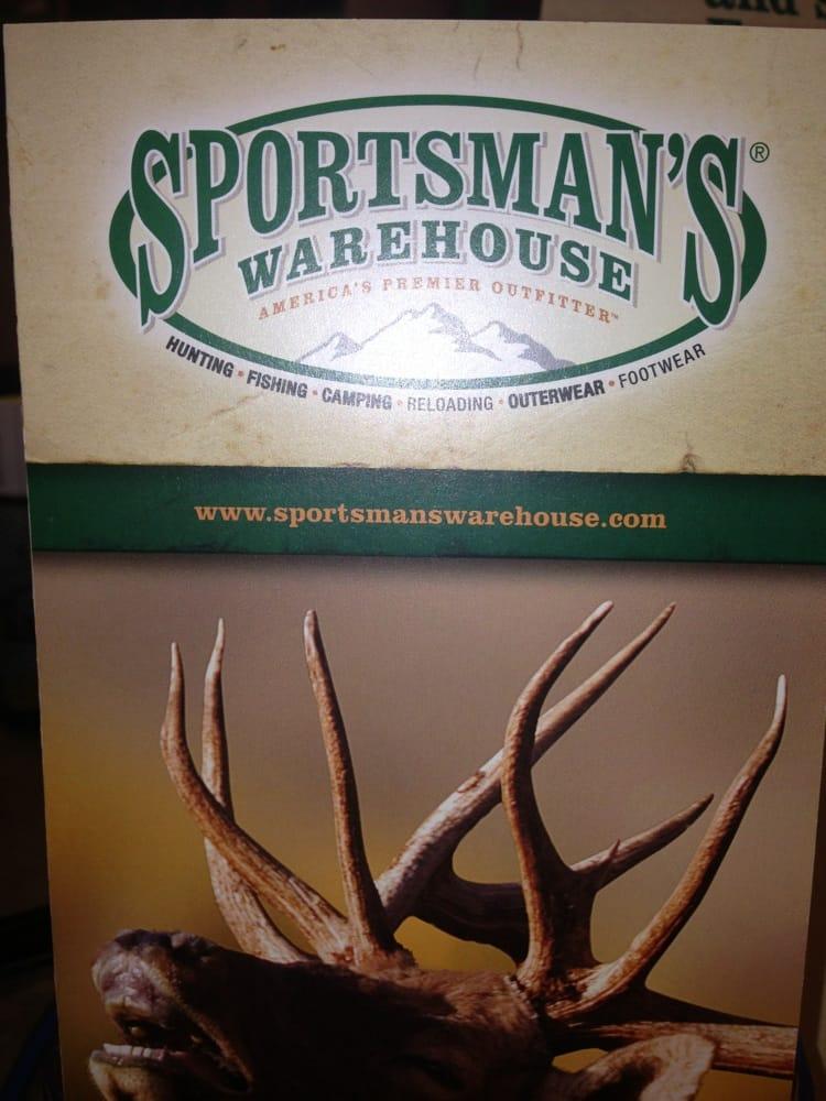 Sportsman's Warehouse: 2002 Thain Grade, Lewiston, ID