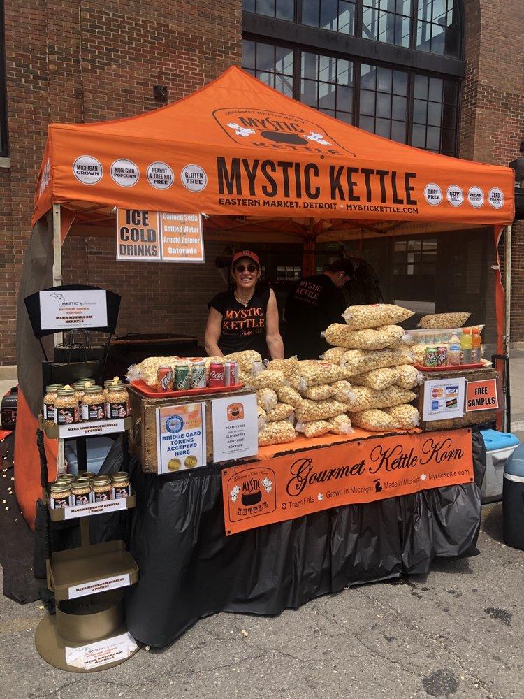 Mystic Kettle: Metro Detroit, MI