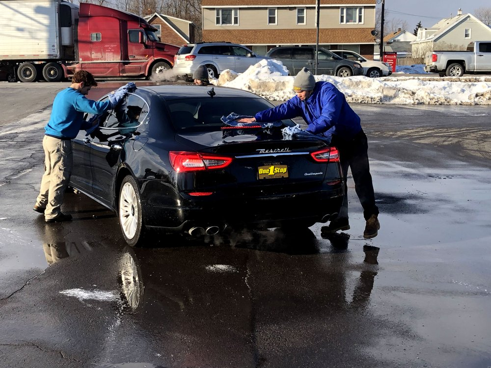 One Stop Car Wash: 4535 Broadway, Depew, NY