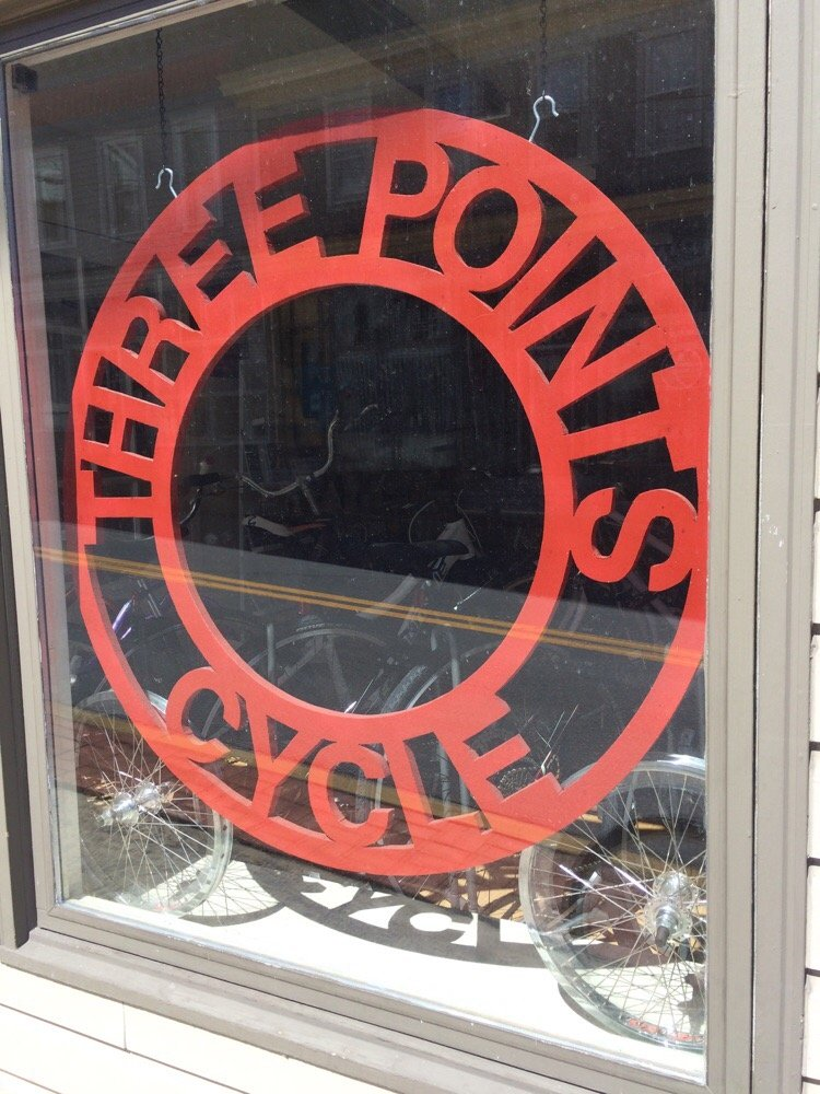 Three Points Cycle: 5 West Potomac St, Brunswick, MD