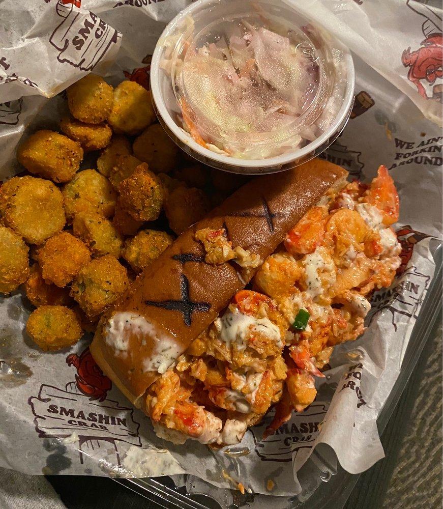 Smashin Crab: 11975 Alamo Ranch Pkwy, San Antonio, TX
