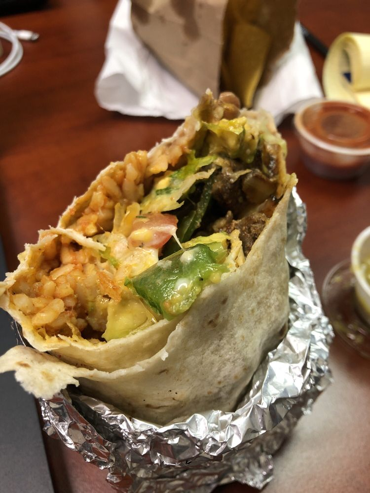 Food from Burritos To Go