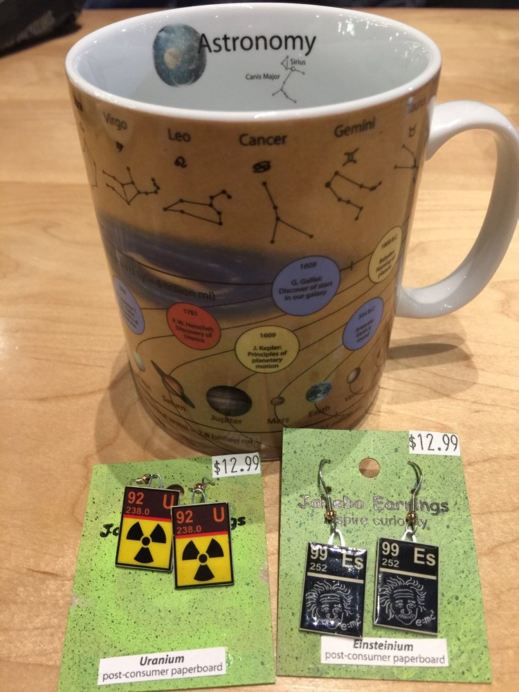 Wild Territory Science and Nature Store: 942 Massachusetts St, Lawrence, KS