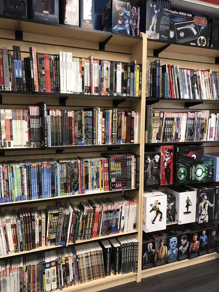 The Fantasy Shop: 736 N New Ballas Rd, Creve Coeur, MO