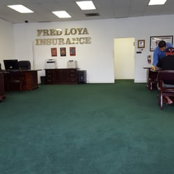 Fred Loya Mission Tx