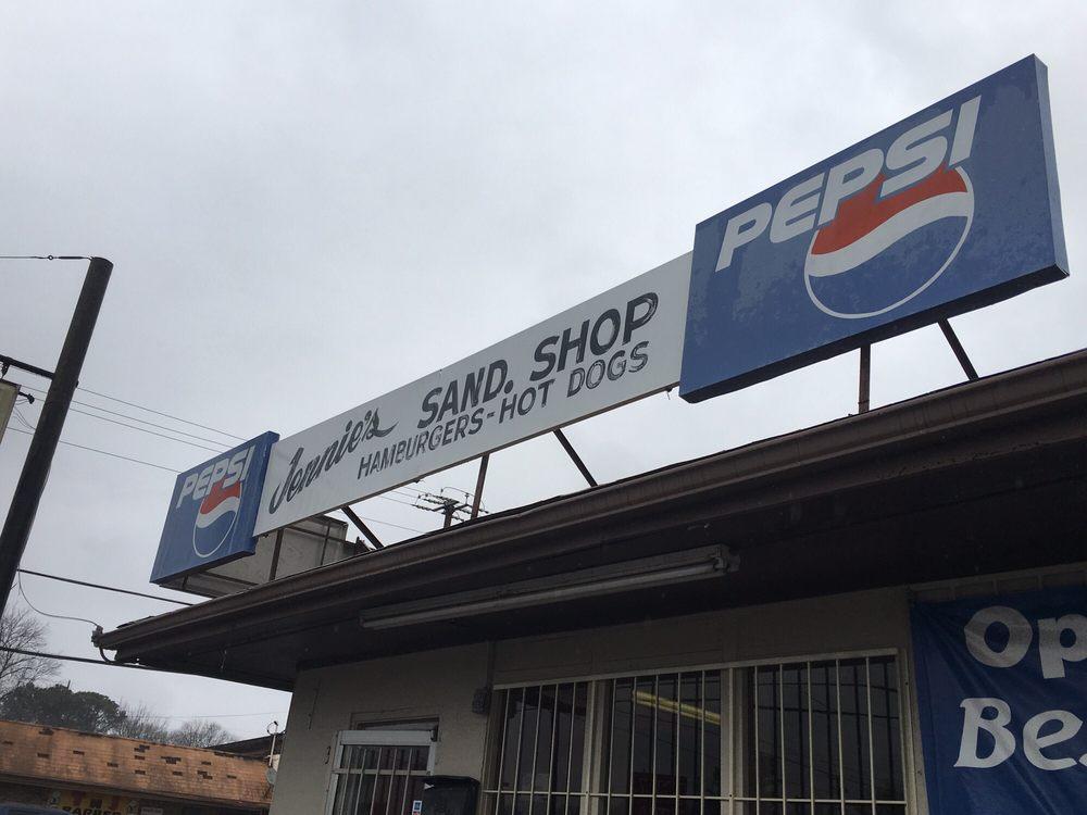 Jennie's Sandwich Shop: 331 4th Ave N, Bessemer, AL