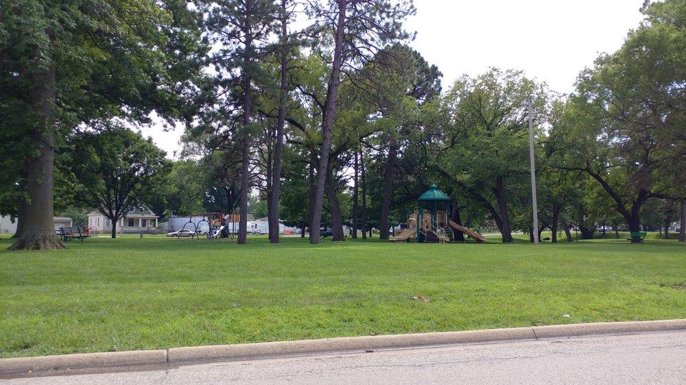 Cushinberry Park: 335 SE 15th St, Topeka, KS