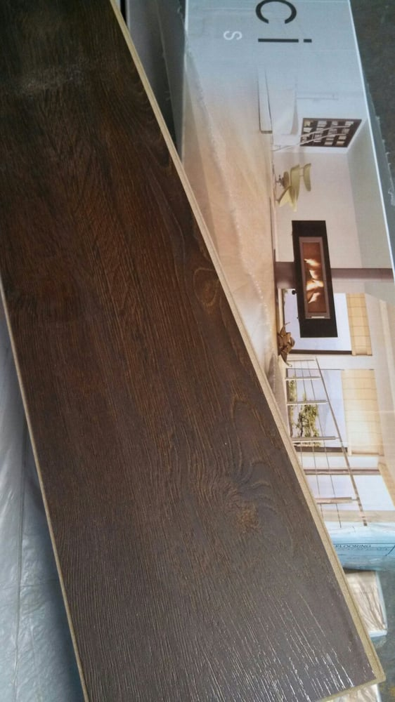 12mm Laminate Flooring We Needed To Keep With In Our Budget And