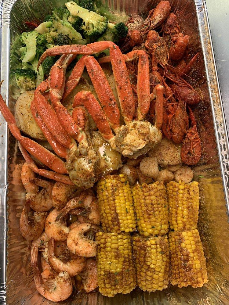 Cajun Seafood: 2707 Granby St, Norfolk, VA