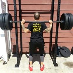 Photo Of CrossFit Breed   Ridgewood, NY, United States. Back Squatting  Cures Everything ...