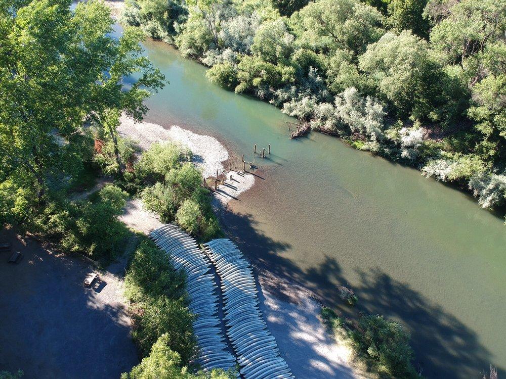 Mirabel Park Resort Burkes: 8600 River Rd, Forestville, CA