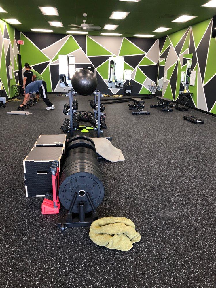 Strive 11 Fitness