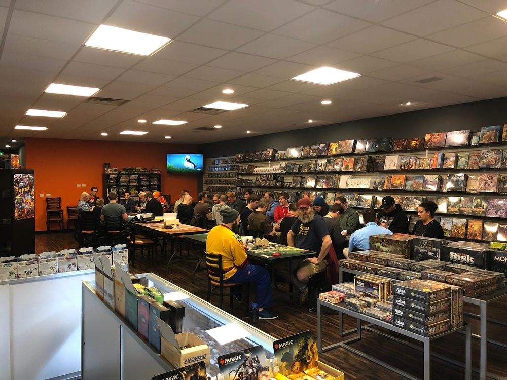 The Gaming Goat: 6750 S Pierce St, Littleton, CO