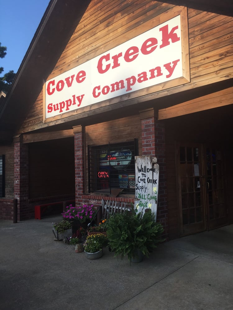 Cove Creek Supply Company: 11071 AR-309, Paris, AR