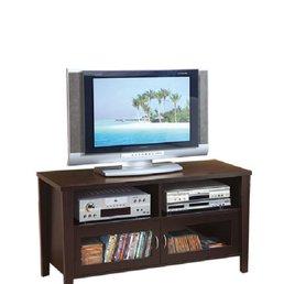Photo Of Payless Mattress   Newark, NJ, United States. Black Wood Tv Stand