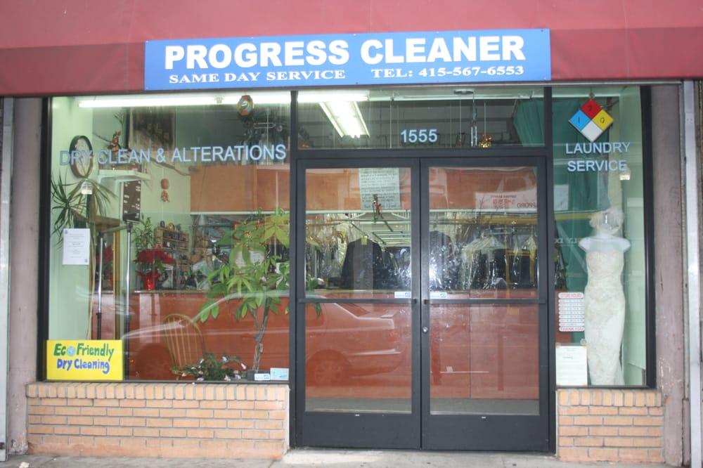 Progress Cleaners