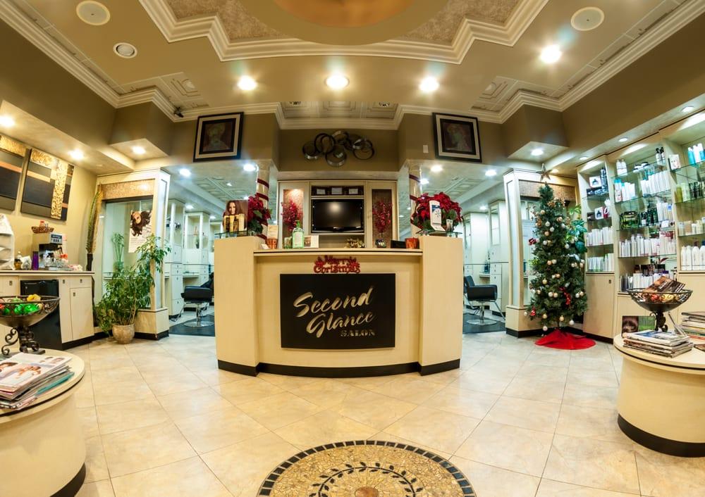 Second glance salon parrucchieri 1091 inman ave for 2nd avenue salon