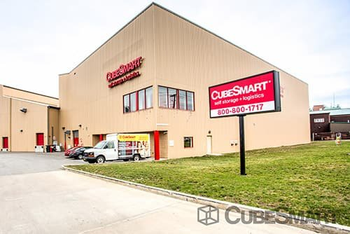 CubeSmart Self Storage: 3131 Richmond Terrace, Staten Island, NY