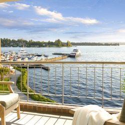 Photo Of Woodmark Hotel Still Spa Kirkland Wa United States View