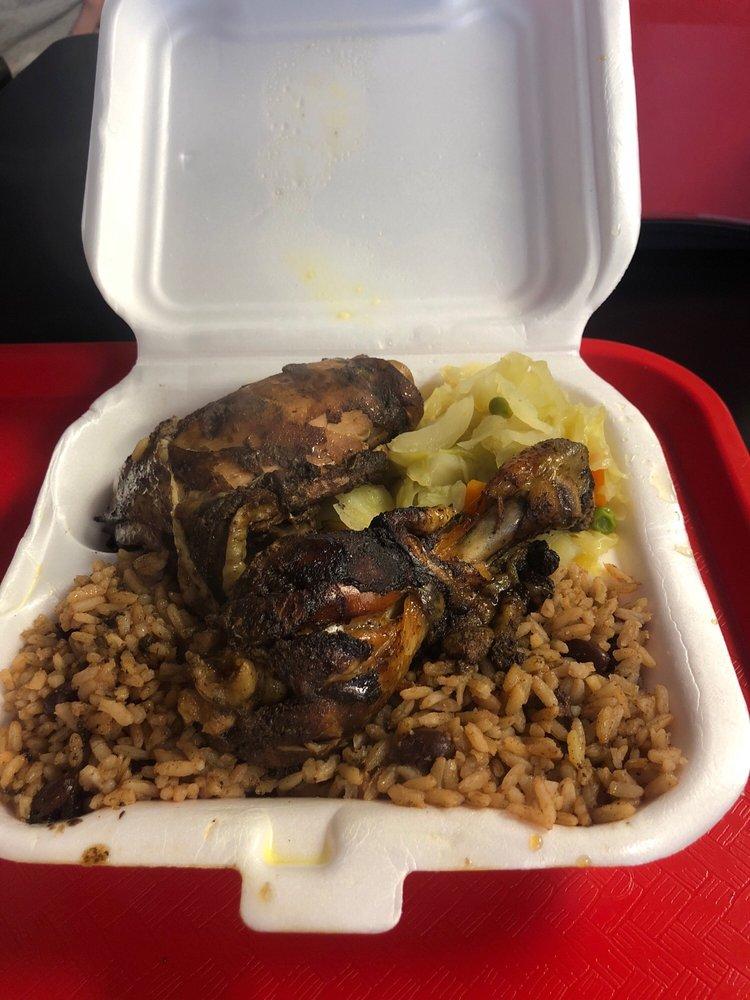 Queen's Caribbean Cuisine: 1217 Peach Orchard Rd, Sumter, SC