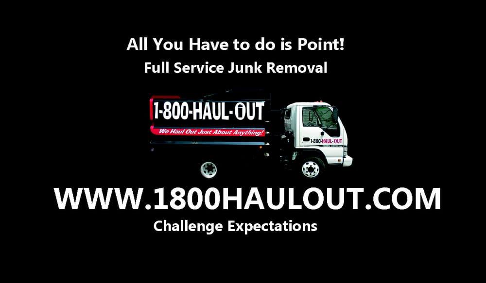1-800-HAUL-OUT: Allentown, PA
