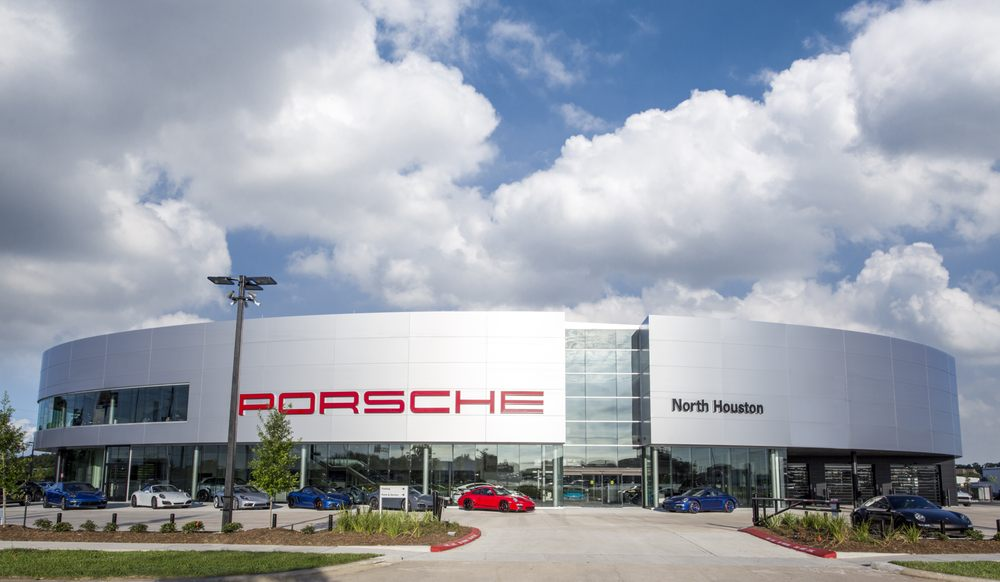 Porsche North Houston