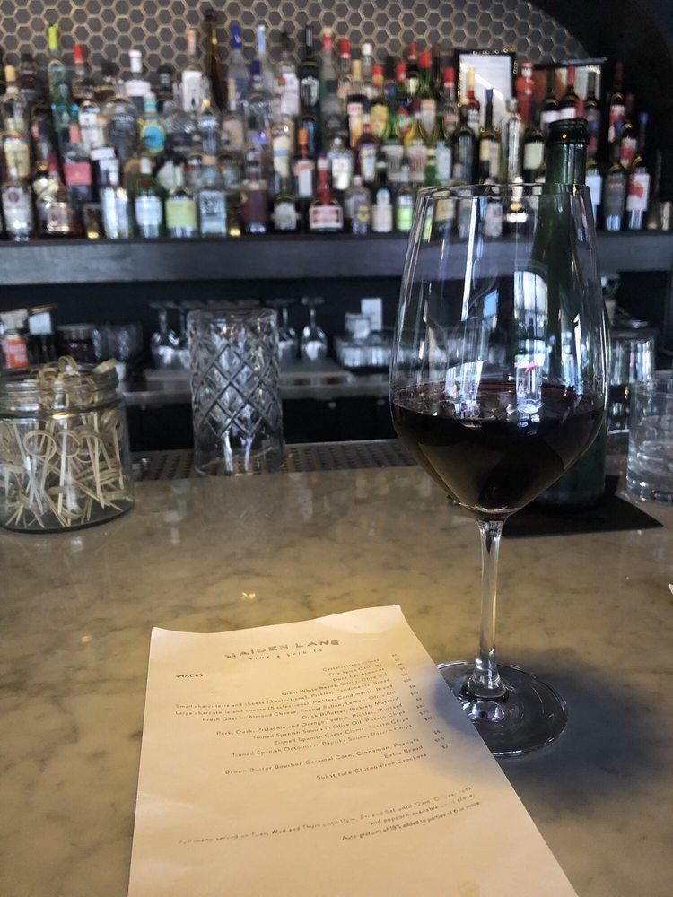 Maiden Lane Wine & Spirits: 494 Pelissier Street, Windsor, ON
