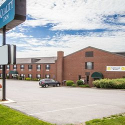 Photo Of Quality Inn At Bangor Mall Me United States