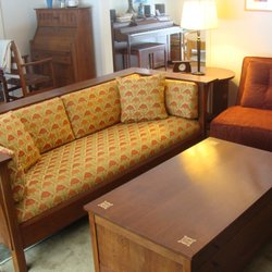 Photo Of Ithaca Upholstery   Ithaca, NY, United States. Stickley Sofa