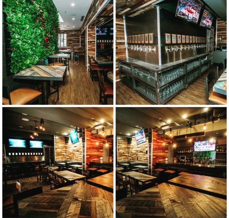 Denver Big Air Event Heiditown: Pourtions (restaurant Inside Of Nativ Hotel)
